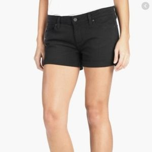 PAIGE Jimmy Jimmy Denim Short Vintage Black
